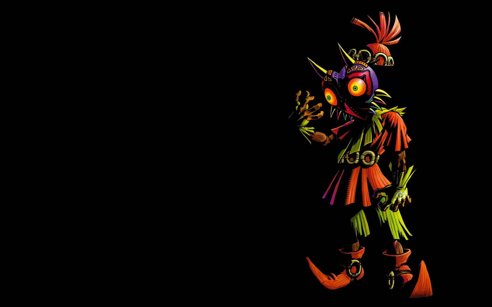 Majora'S Mask Wallpaper