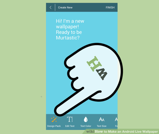 download make a live wallpaper gallery