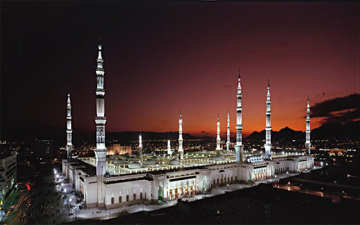 Makka Madina Live Wallpaper