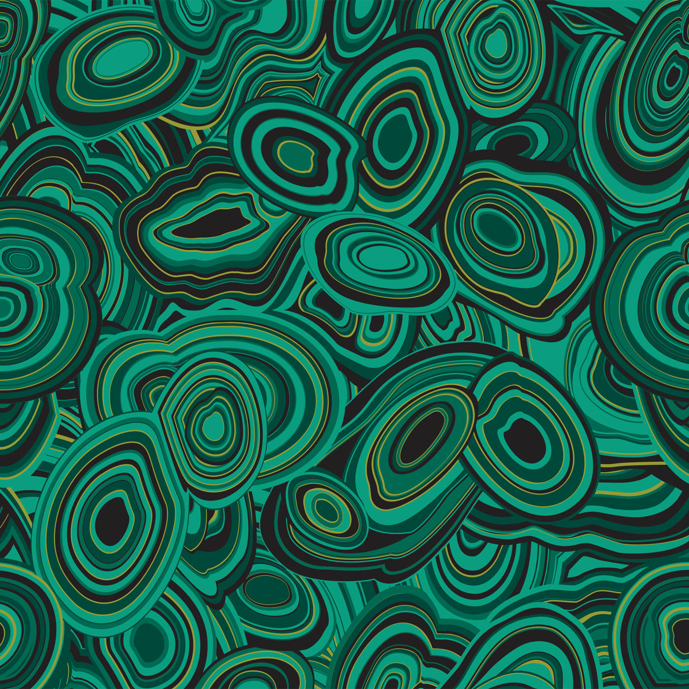 Malachite Wallpaper