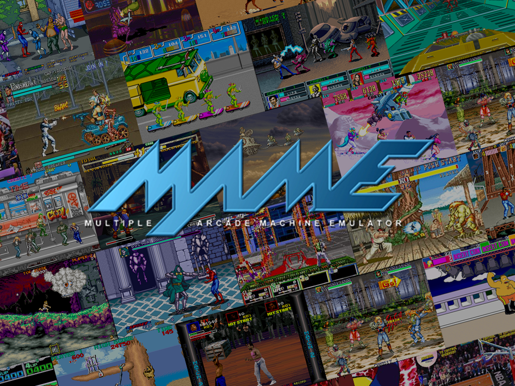 Download Mame Wallpaper Gallery