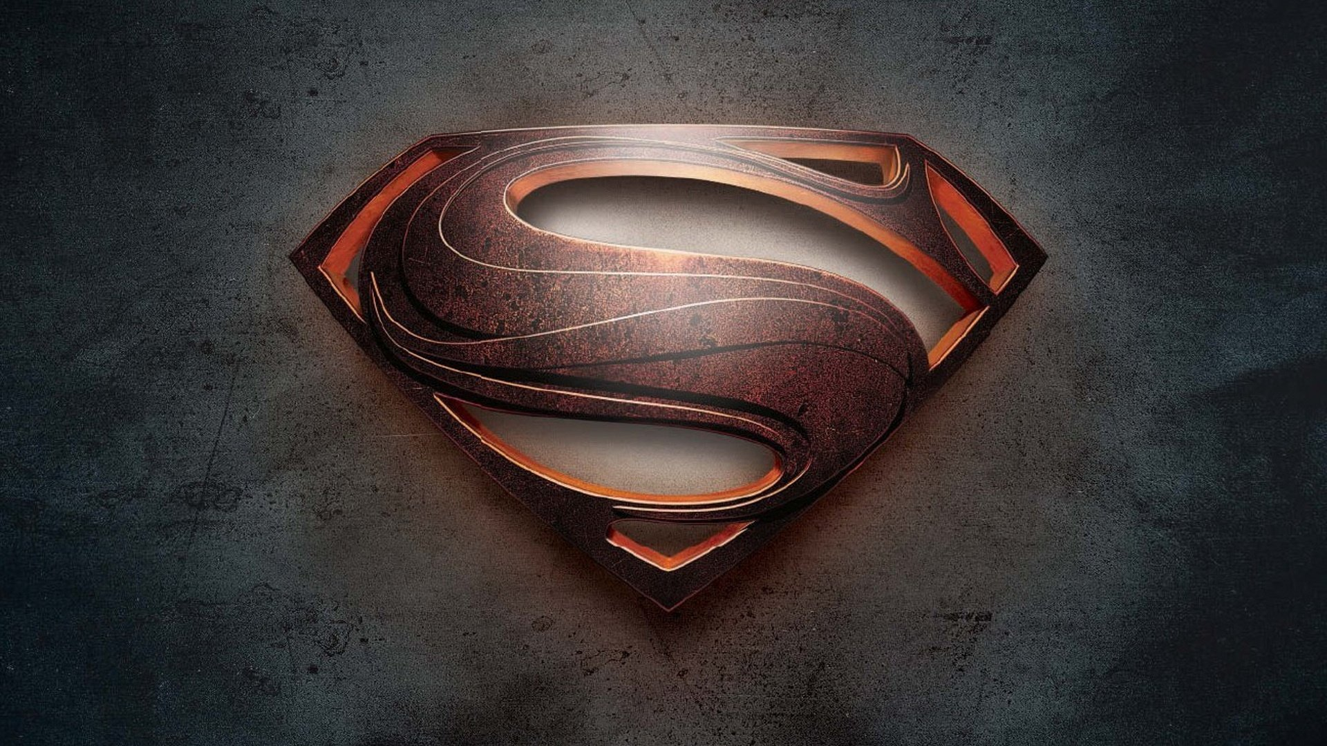 Man Of Steel 3D Wallpaper