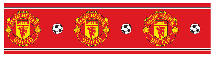Man Utd Border Wallpaper