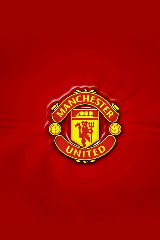 Man Utd Iphone Wallpaper
