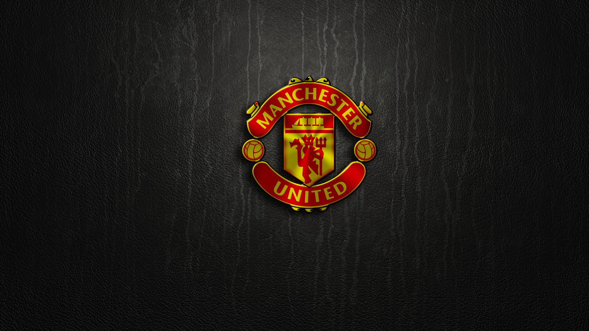 Man Utd Logo Wallpaper
