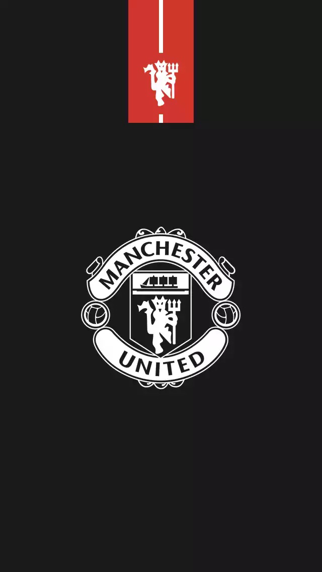 Man Utd Phone Wallpaper