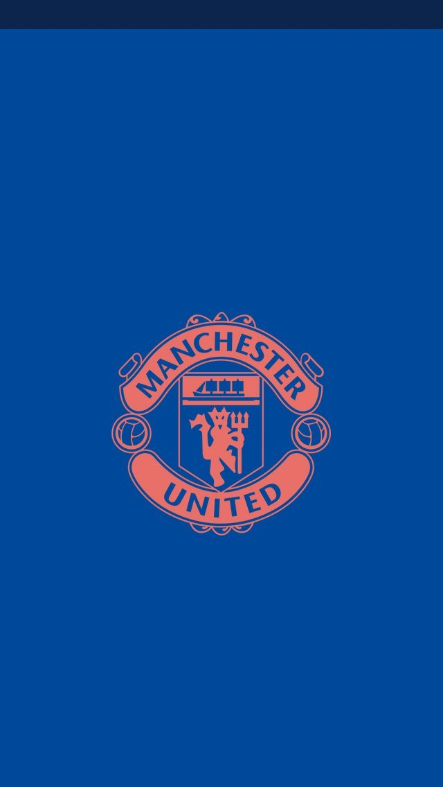 Manchester United Blue Wallpaper