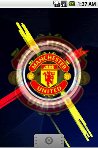 Manchester United Live Wallpaper
