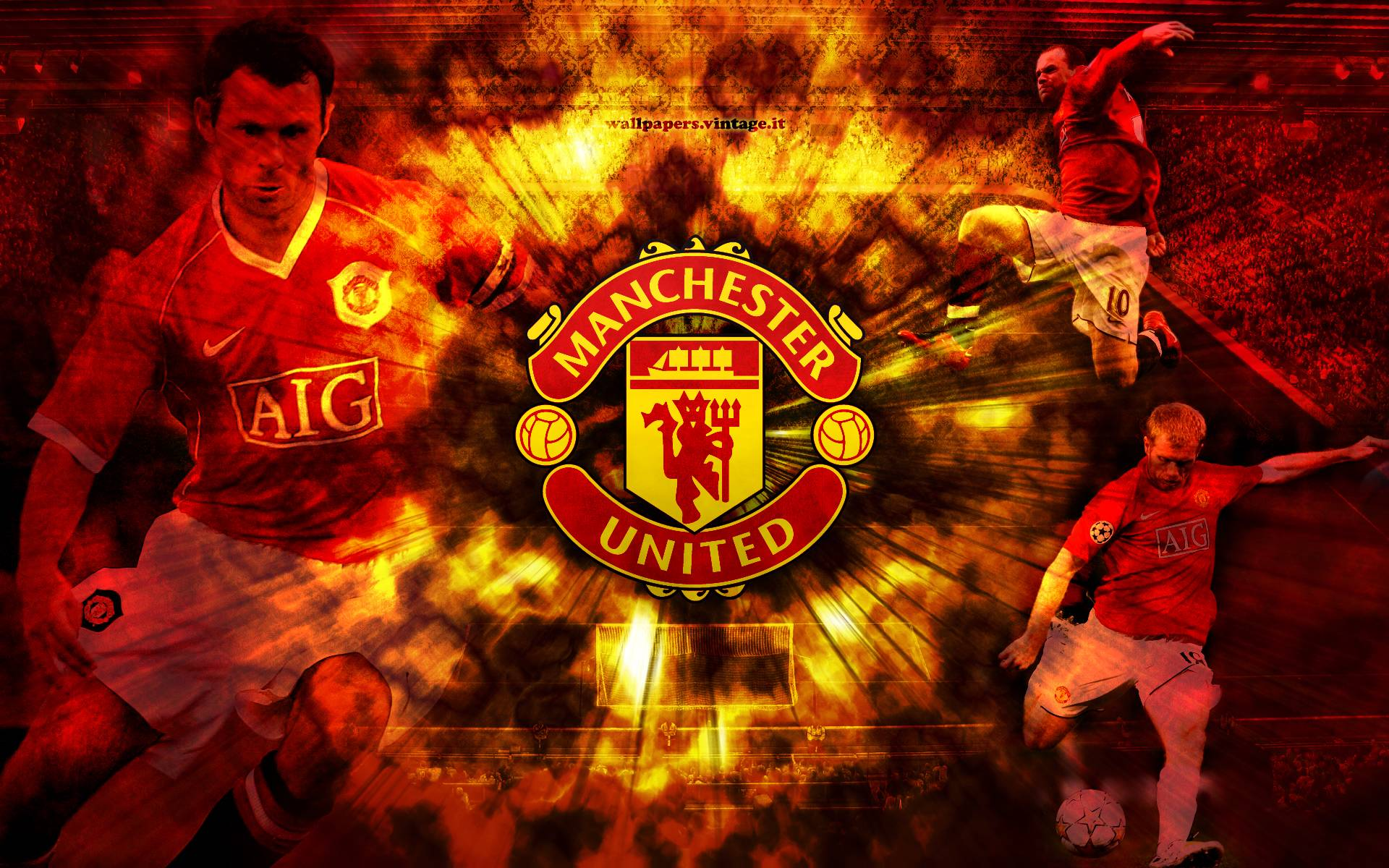 Manchester United Pictures Wallpapers