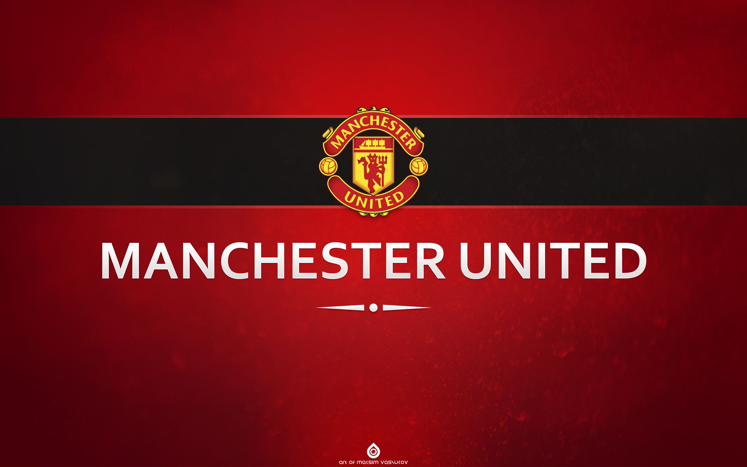 Manchester United+Wallpaper