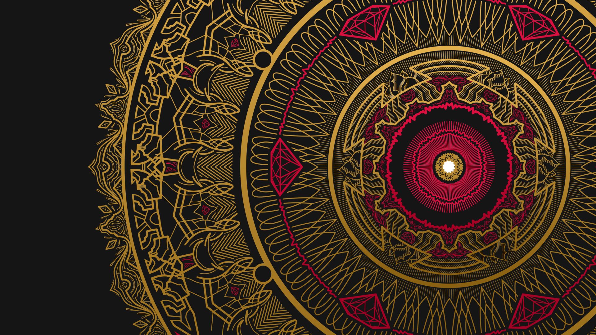 Mandala Wallpaper