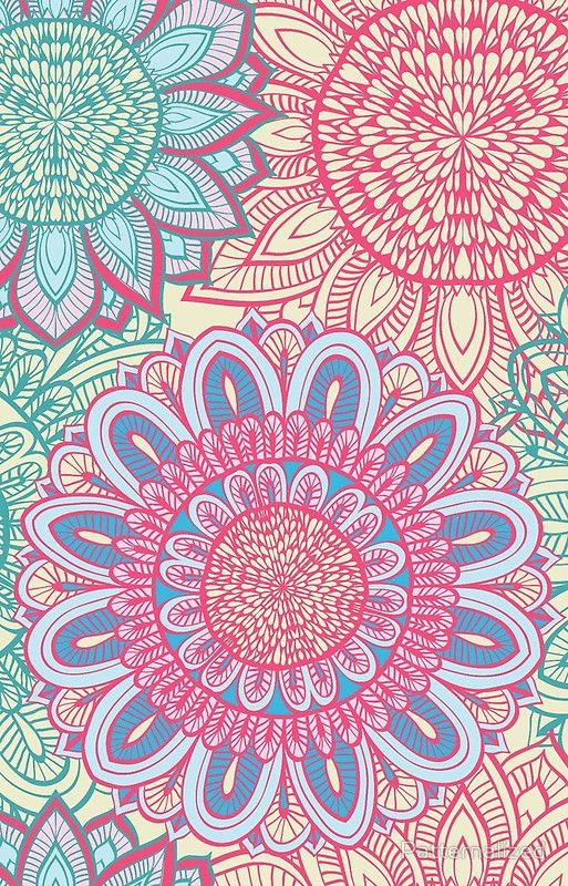 Mandalas Wallpaper