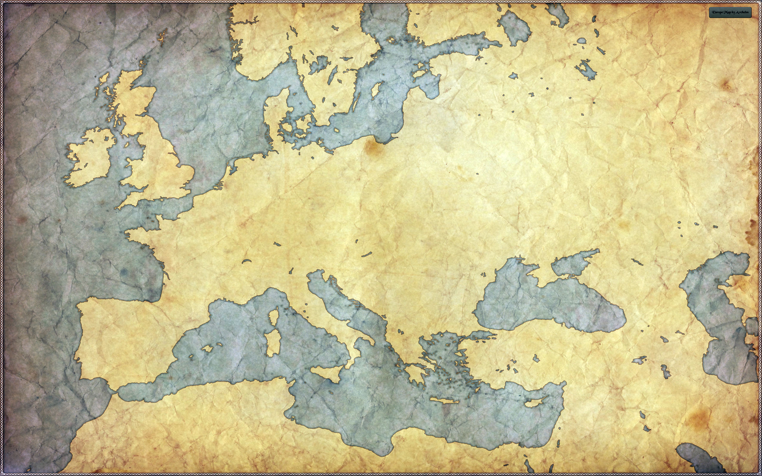 sepia world map wallpaper