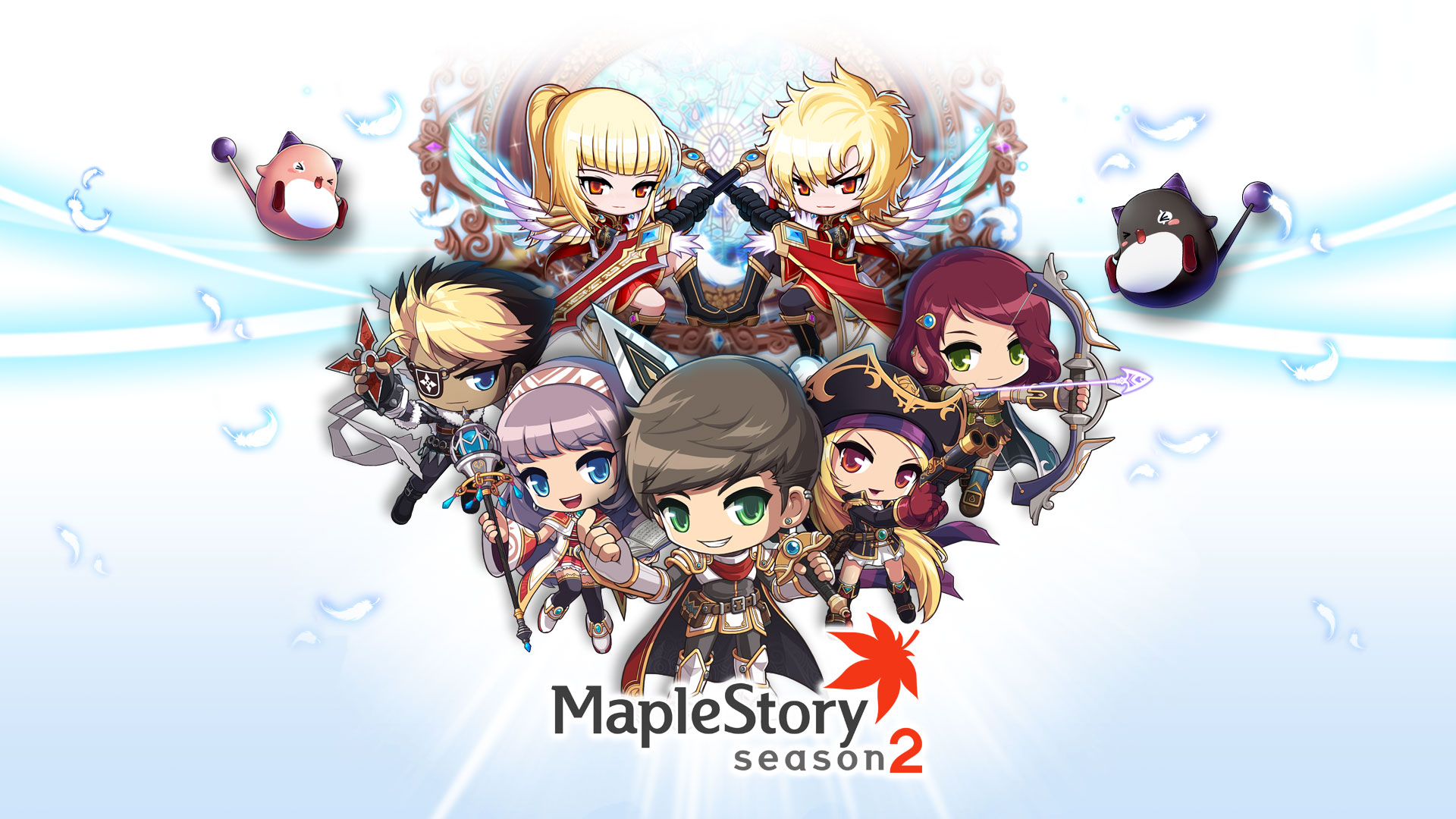 Maplesea Wallpaper