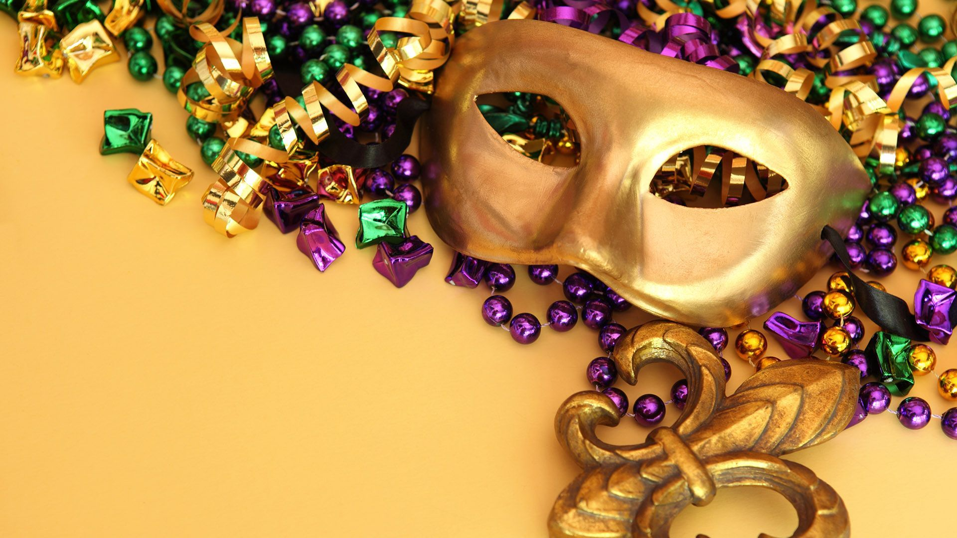 Mardi Gras Wallpaper