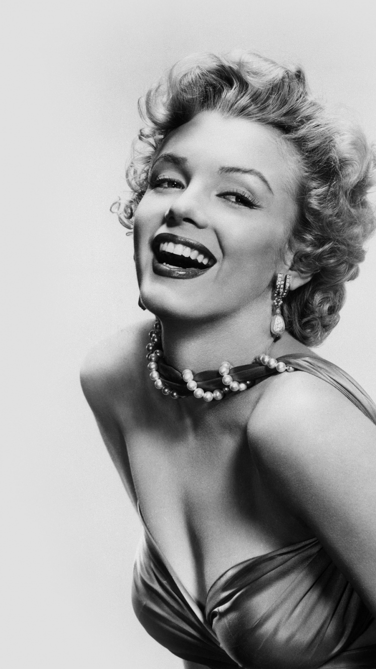 Marilyn Monroe Iphone Wallpaper