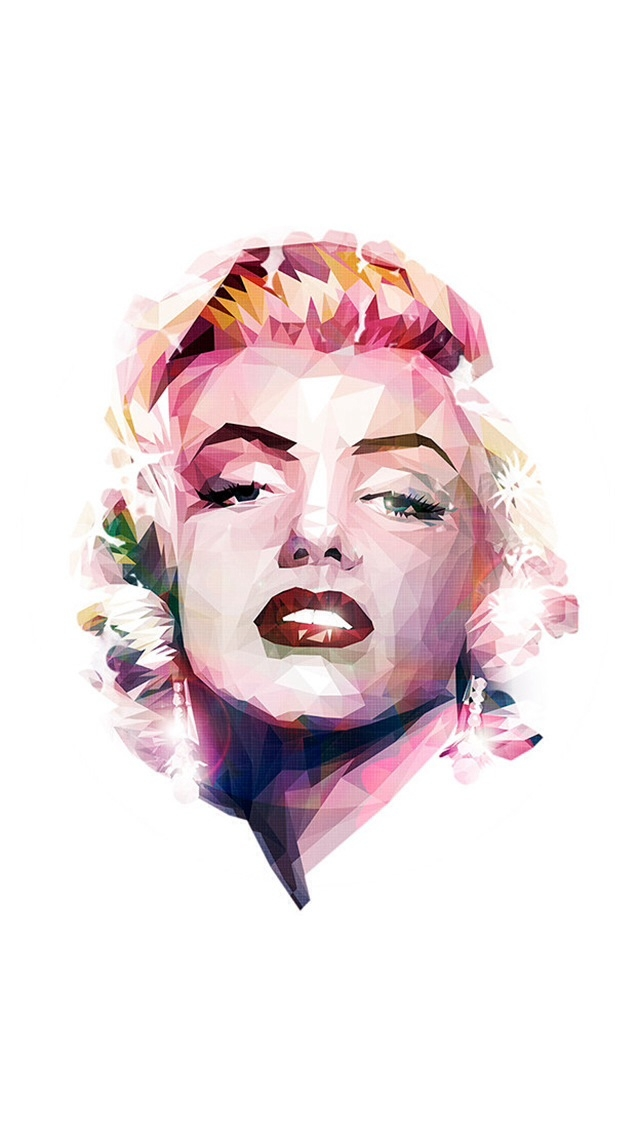Marilyn Monroe Iphone Wallpapers