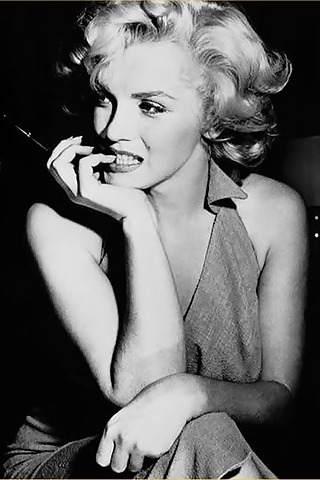 Marilyn Monroe Phone Wallpaper