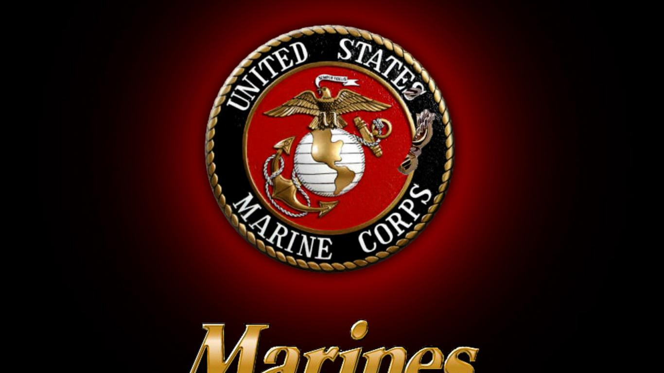 Marines Logo Wallpaper