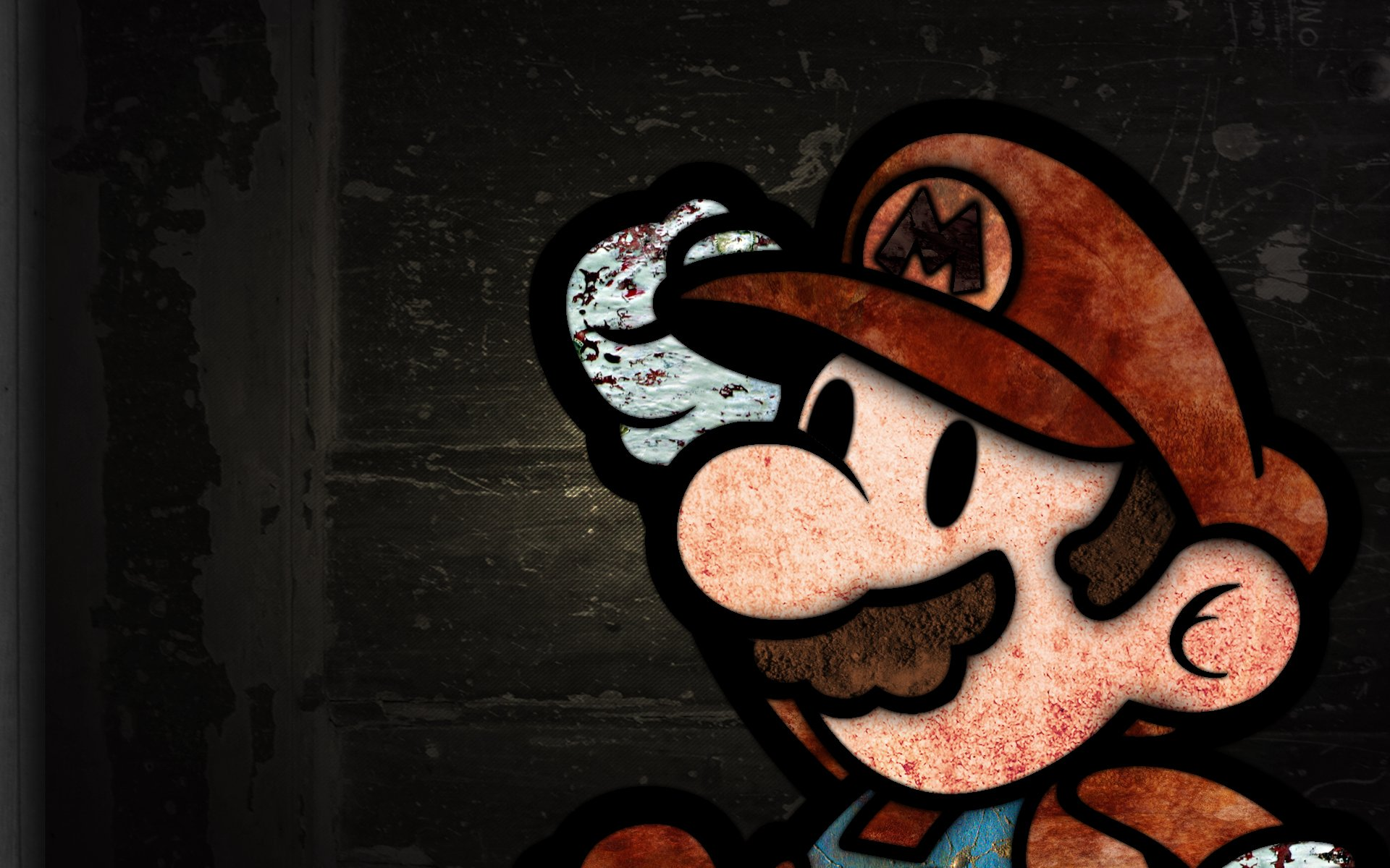 Mario HD Wallpaper