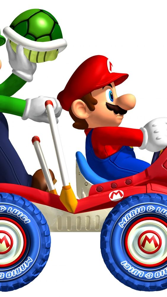 Mario Kart Iphone Wallpaper