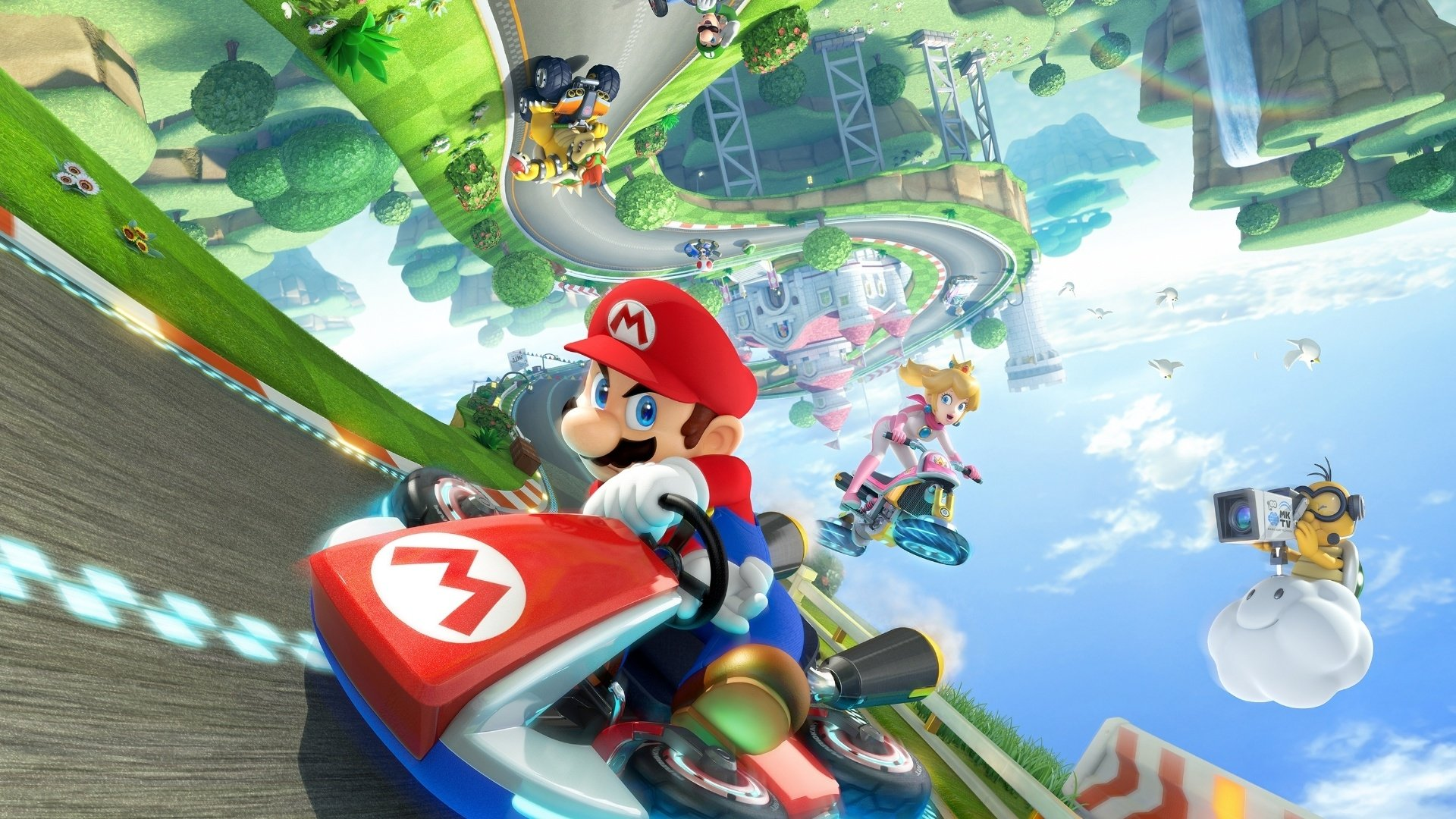 Mario Kart Wallpapers