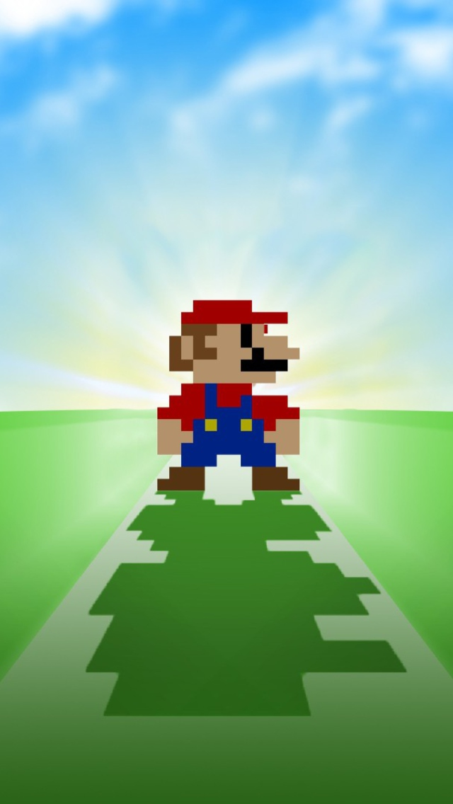 how to download mario on iphone