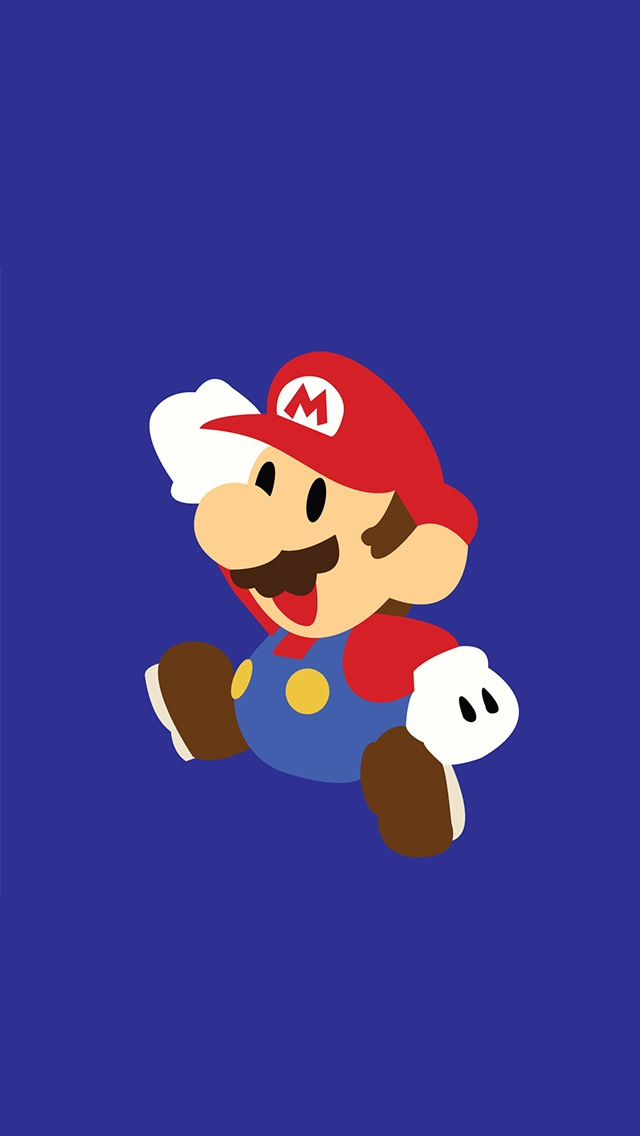 Mario Wallpaper Iphone