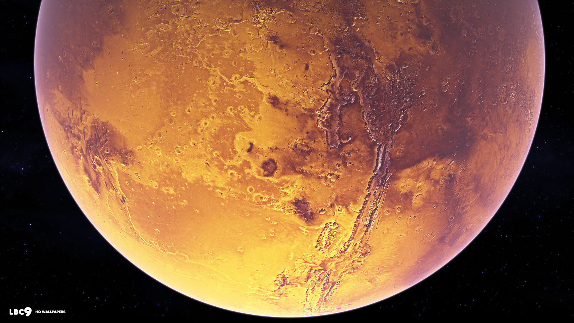Hd photo of mars from nasa MARS Greeley Haven 360 Panorama - Photo