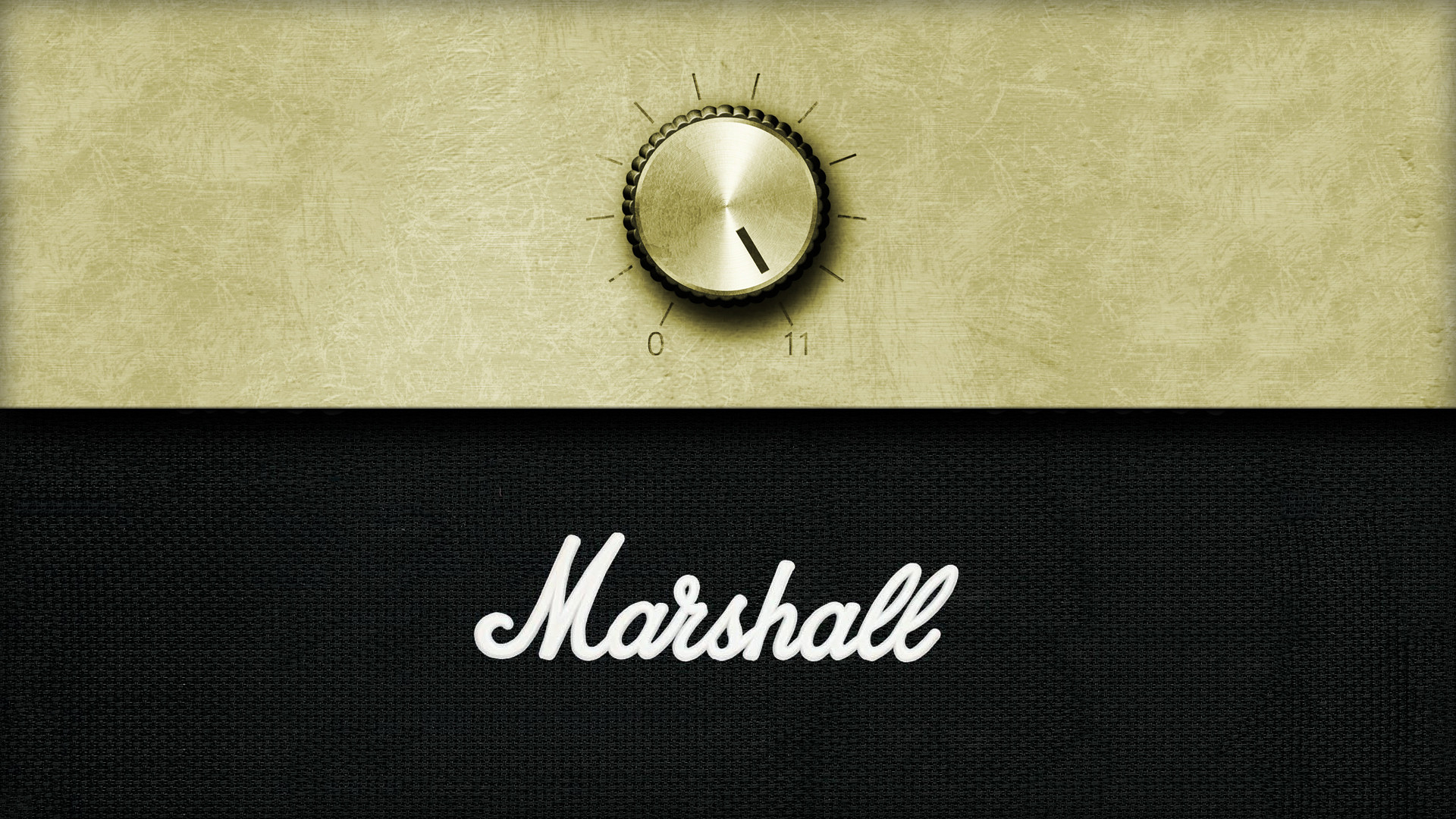 Marshall Amplification Wallpaper