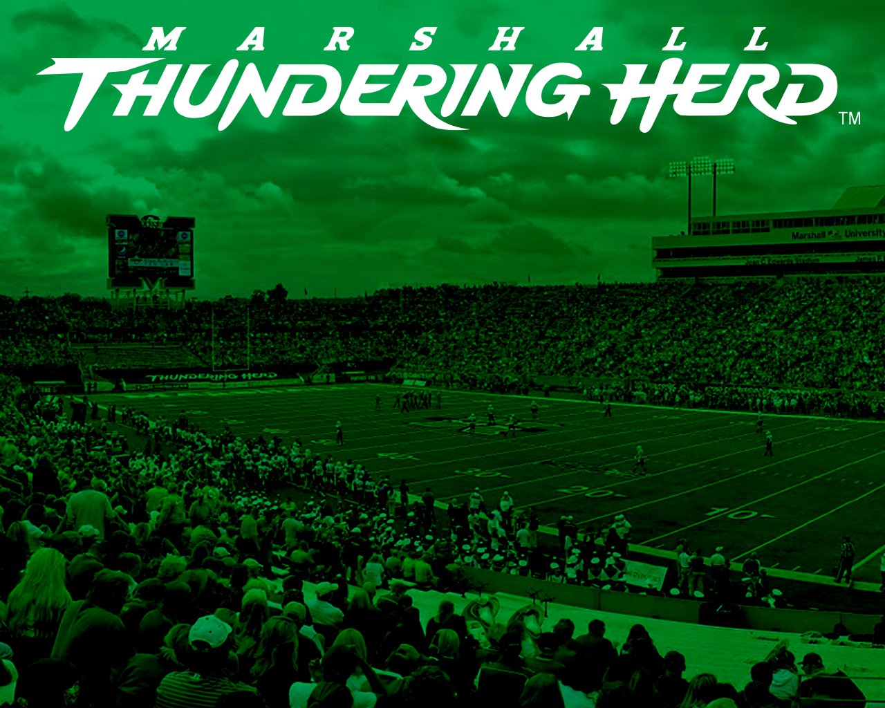 Marshall University Wallpaper