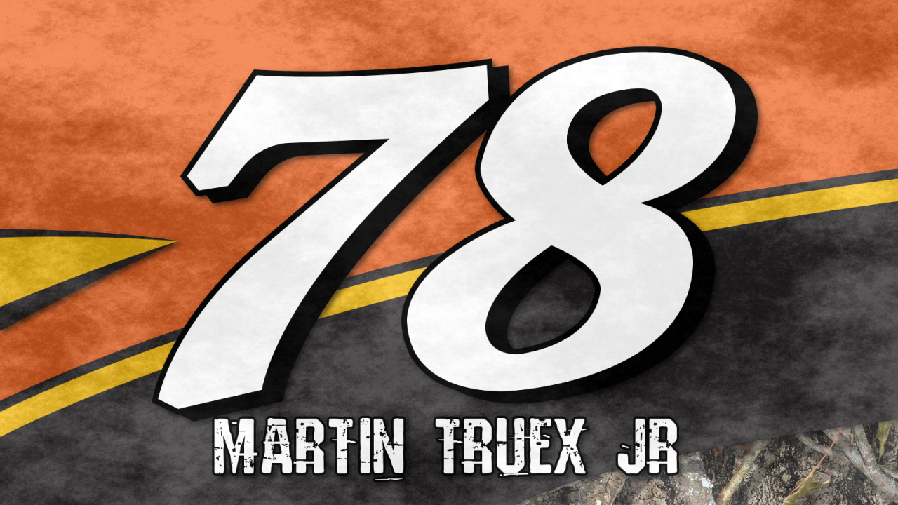 Martin Truex Jr Wallpaper