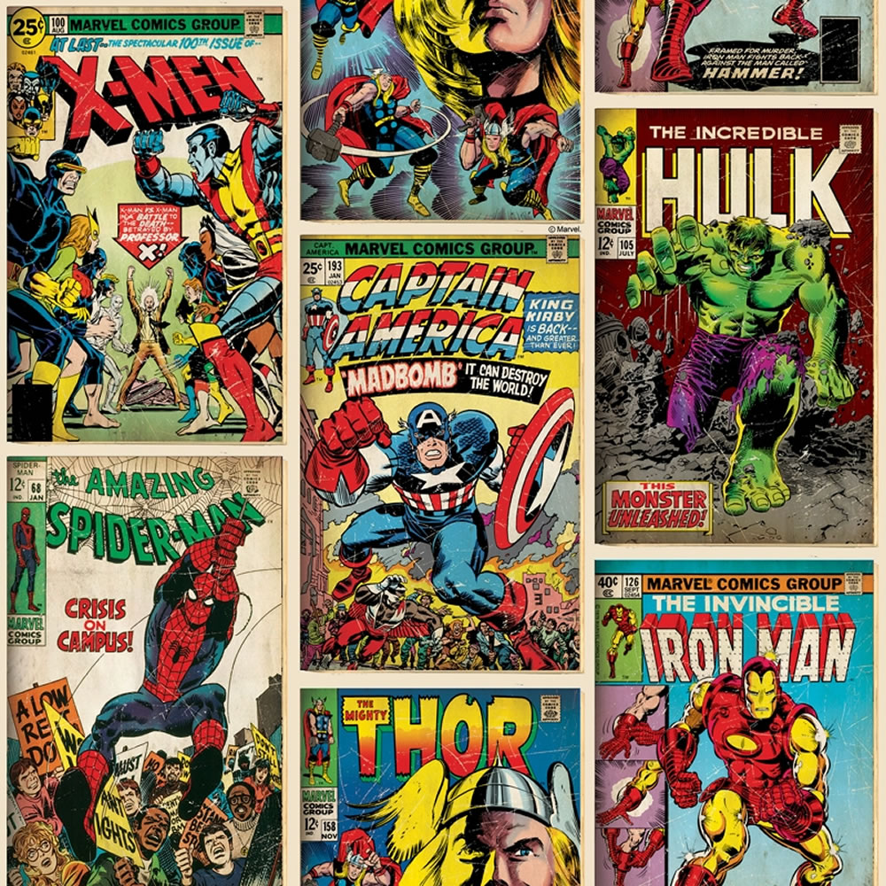 Marvel Comic Wallpapers