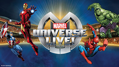 Marvel Live Wallpaper