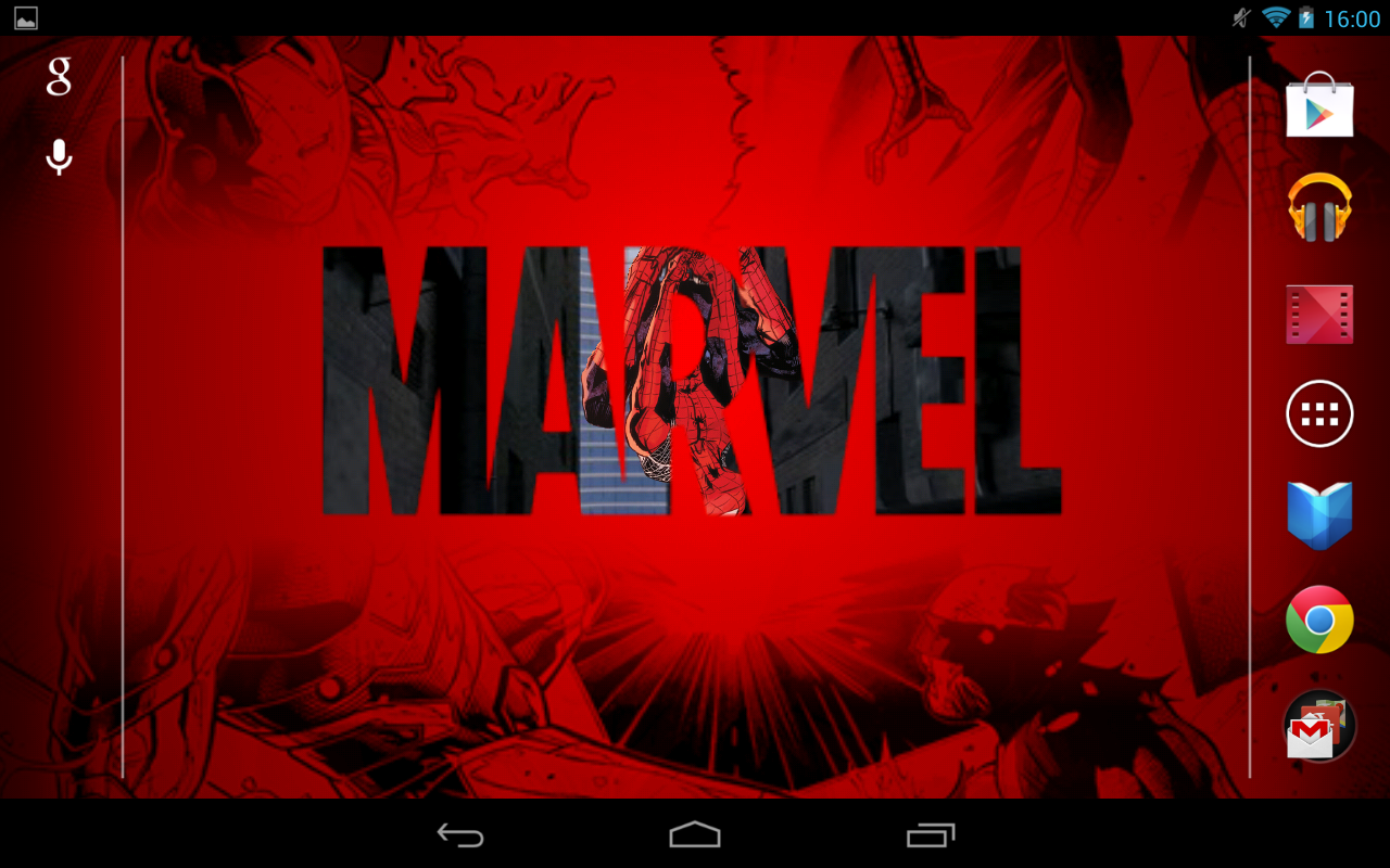 Marvel Live Wallpapers