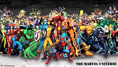 Download Marvel Universe Wallpapers Gallery
