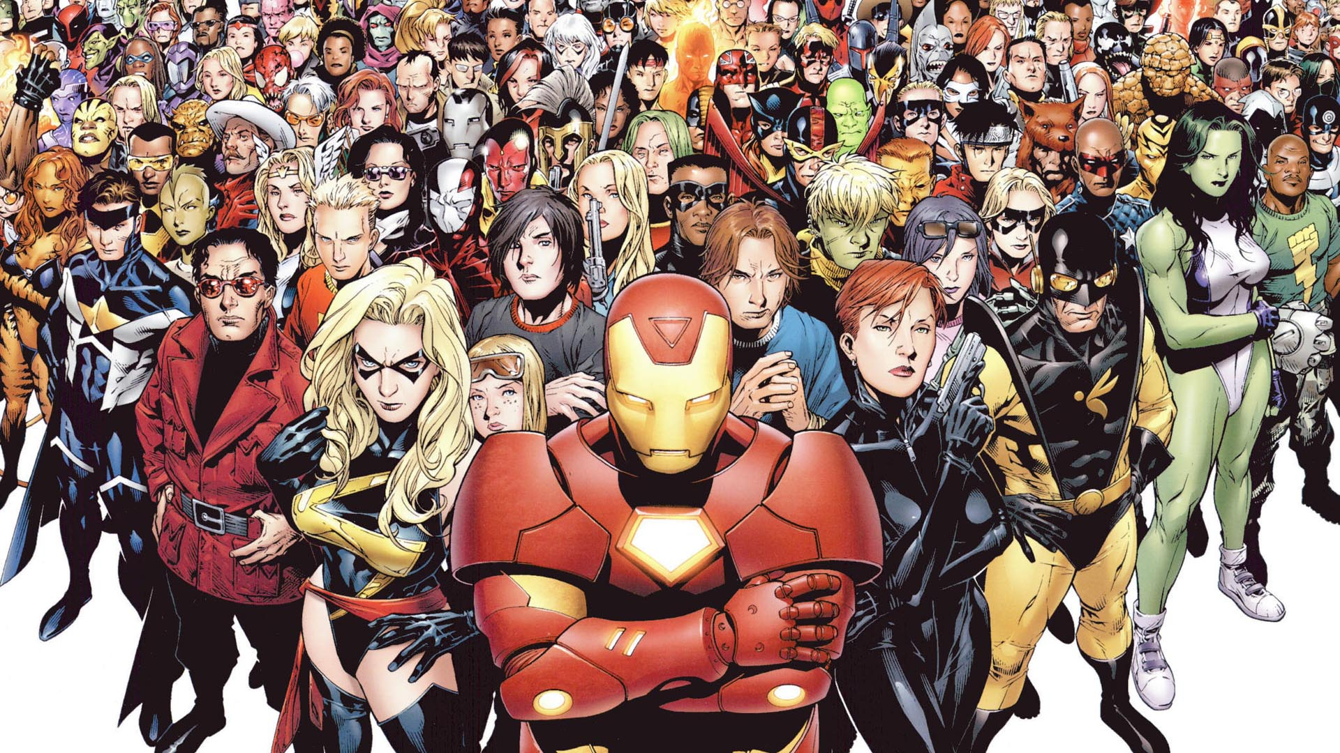 Marvel Universe Wallpapers