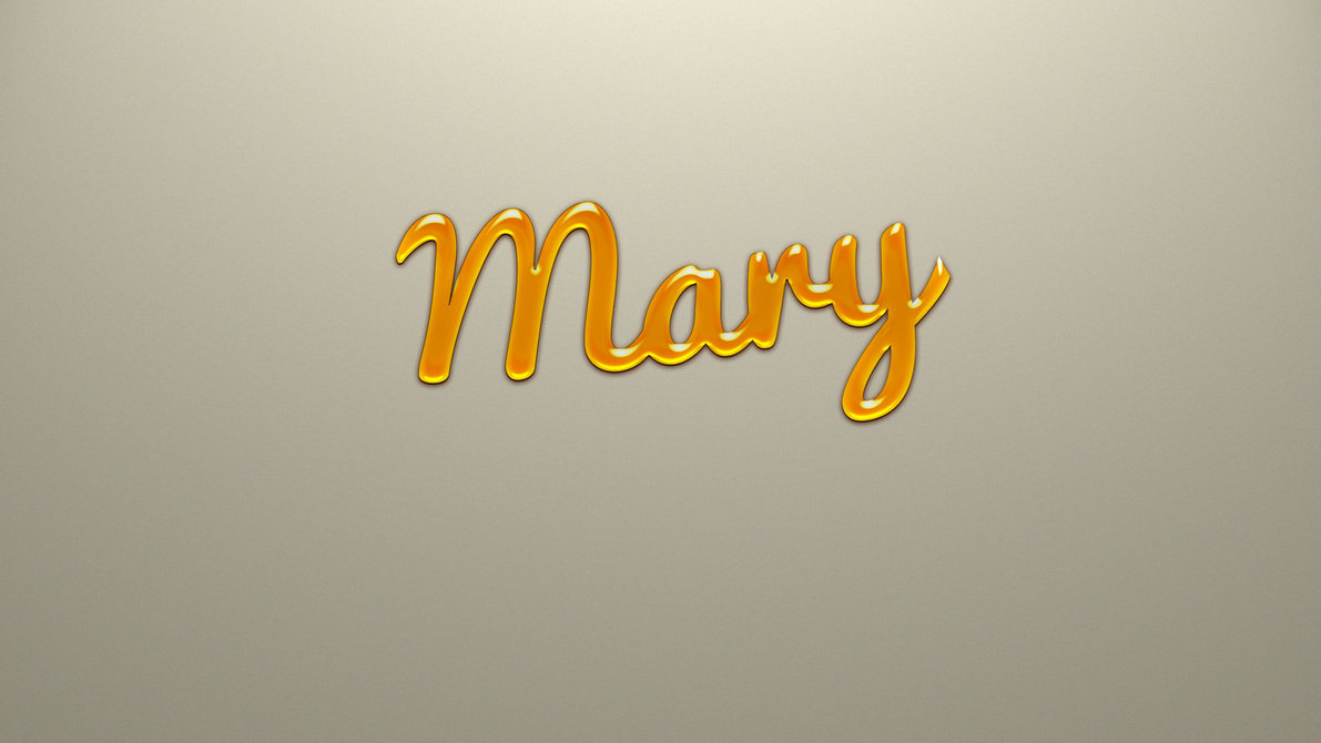 Download Mary Name Wallpaper Gallery