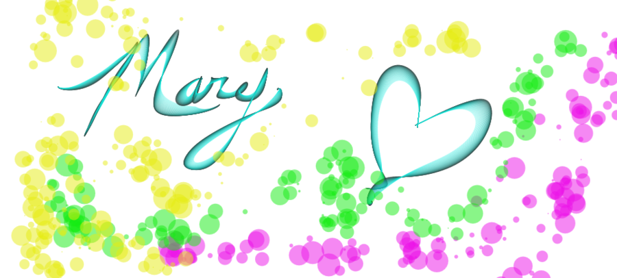 Mary Name Wallpaper