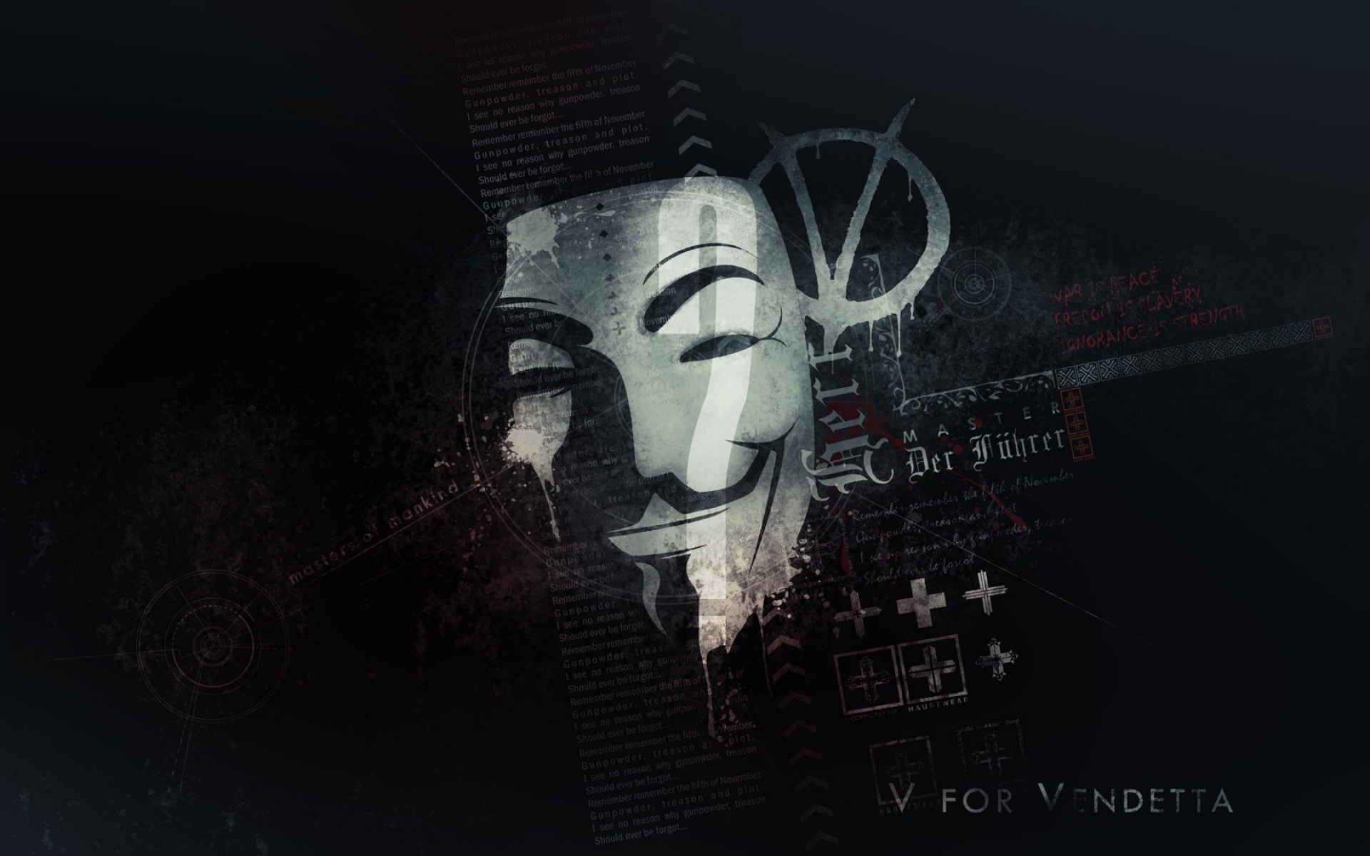 Masks Wallpapers