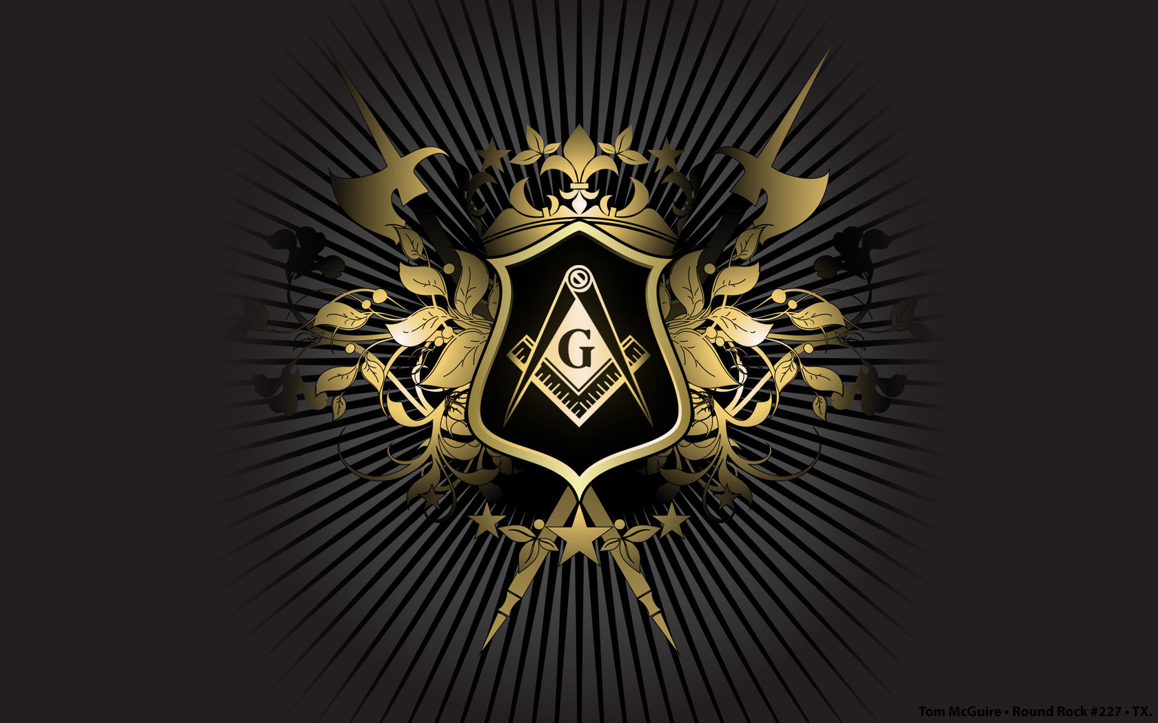 Masons Wallpaper