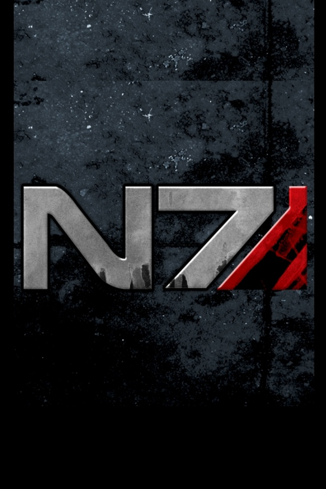 Mass Effect Iphone Wallpaper