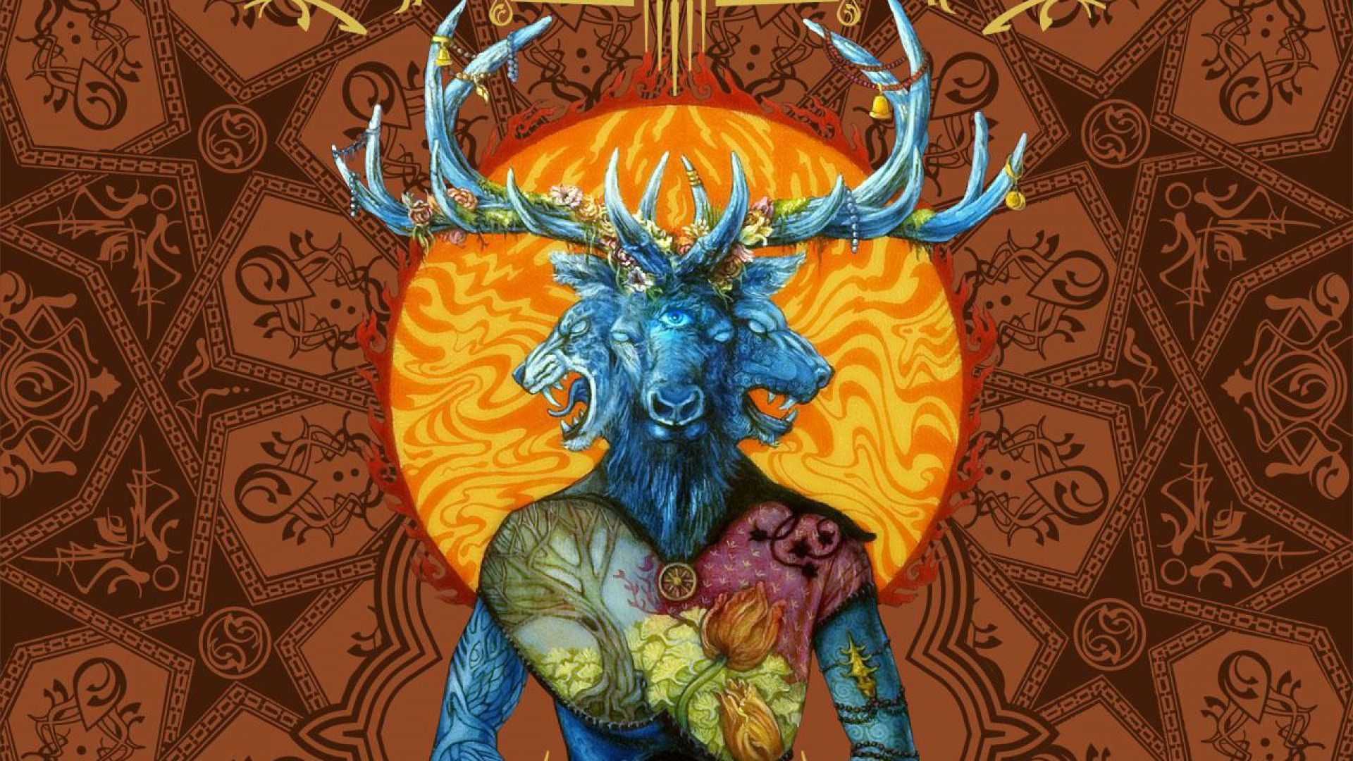 Mastodon Wallpaper
