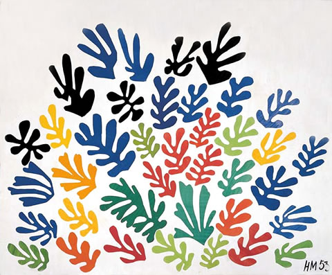 Matisse Wallpaper