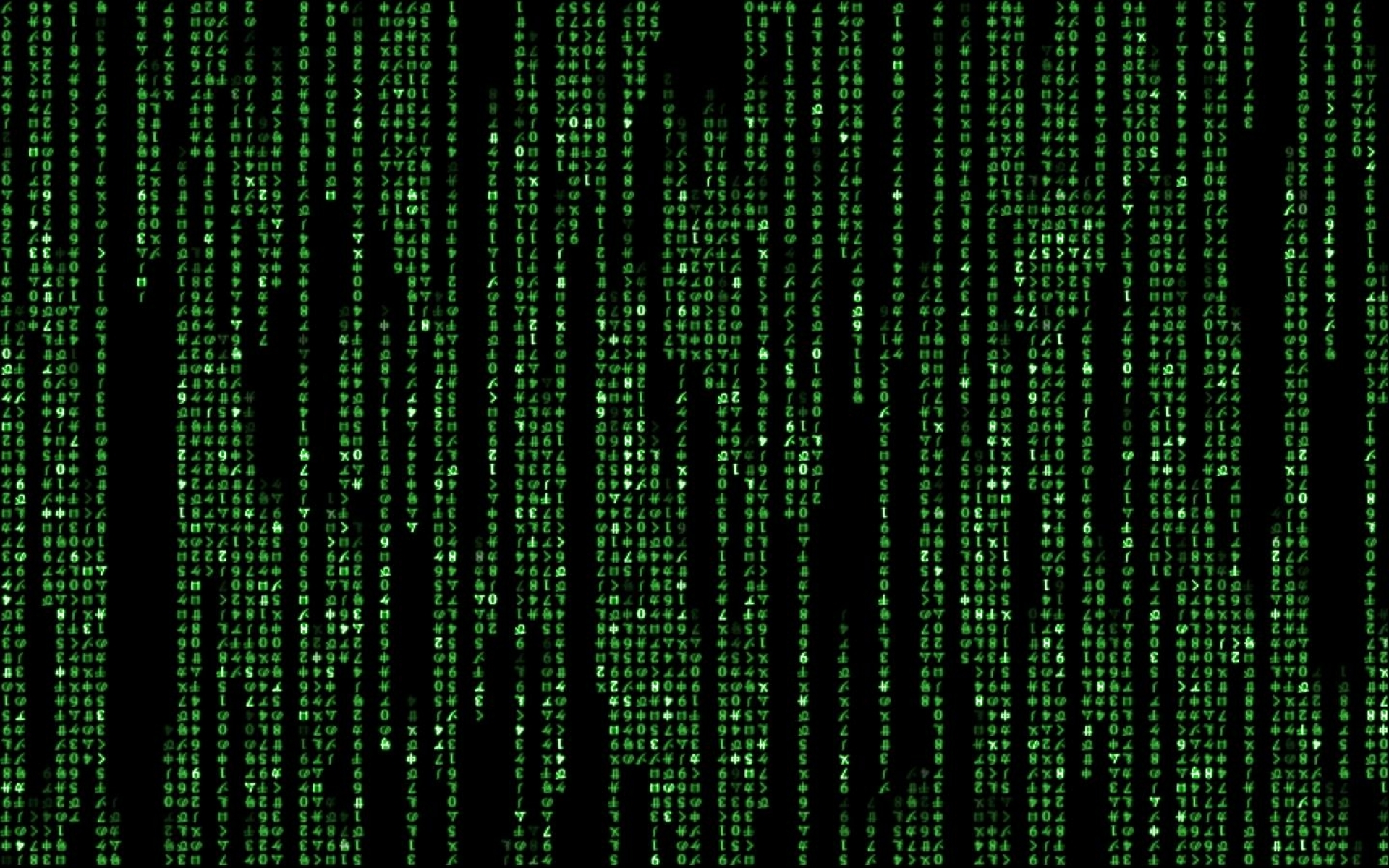 Matrix Animated Wallpaper
