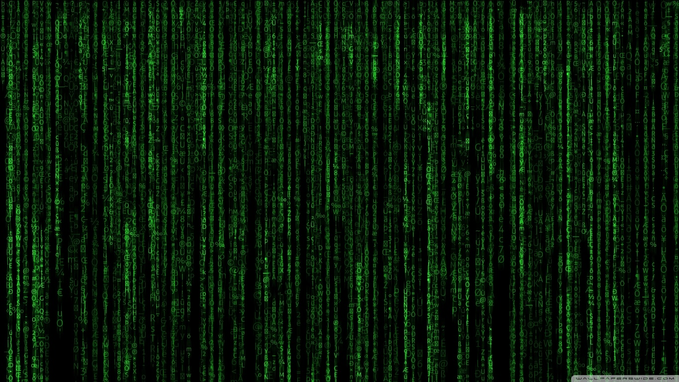 Matrix Code Wallpaper