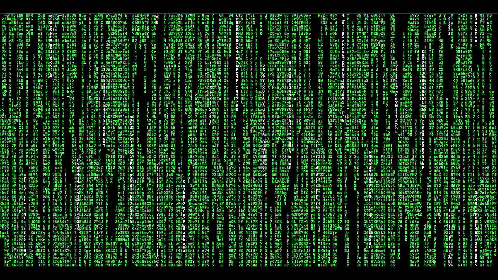 Matrix Wallpaper HD
