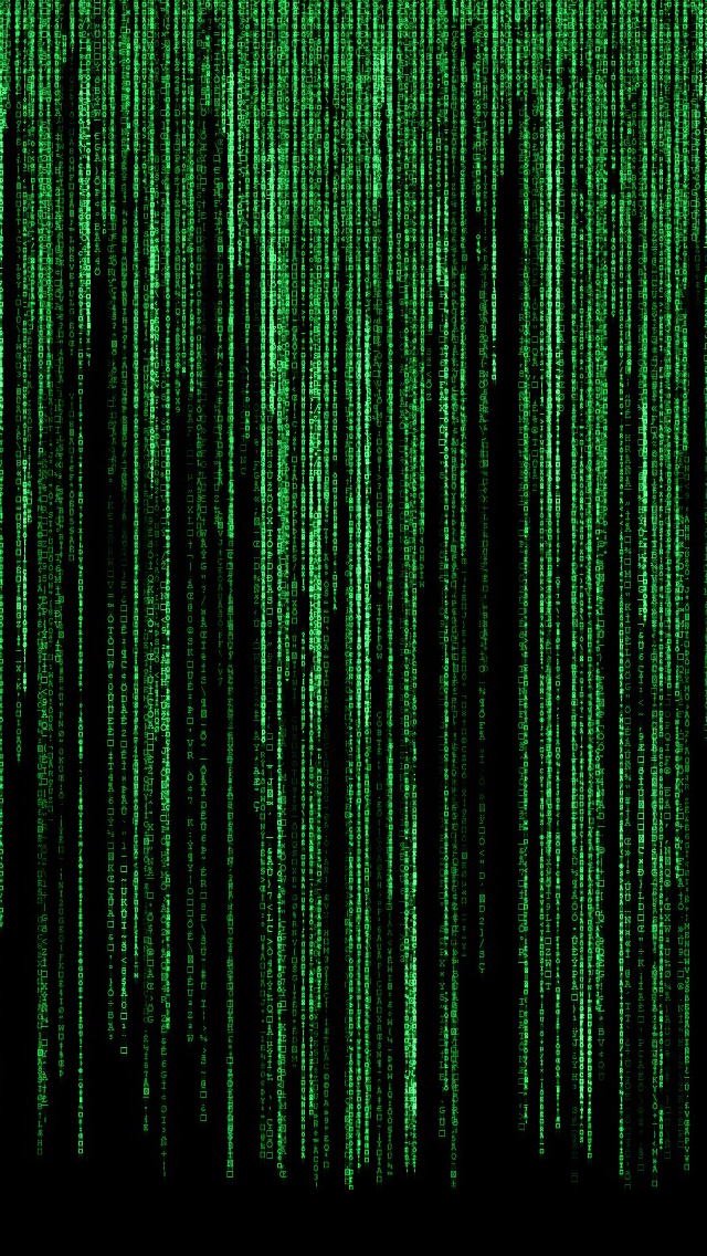 Matrix Wallpaper Iphone