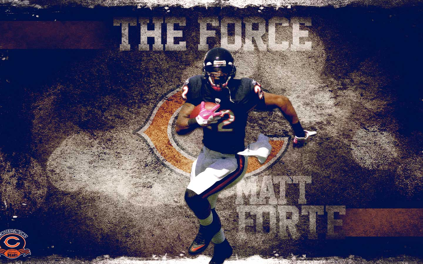 Matt Forte Wallpaper
