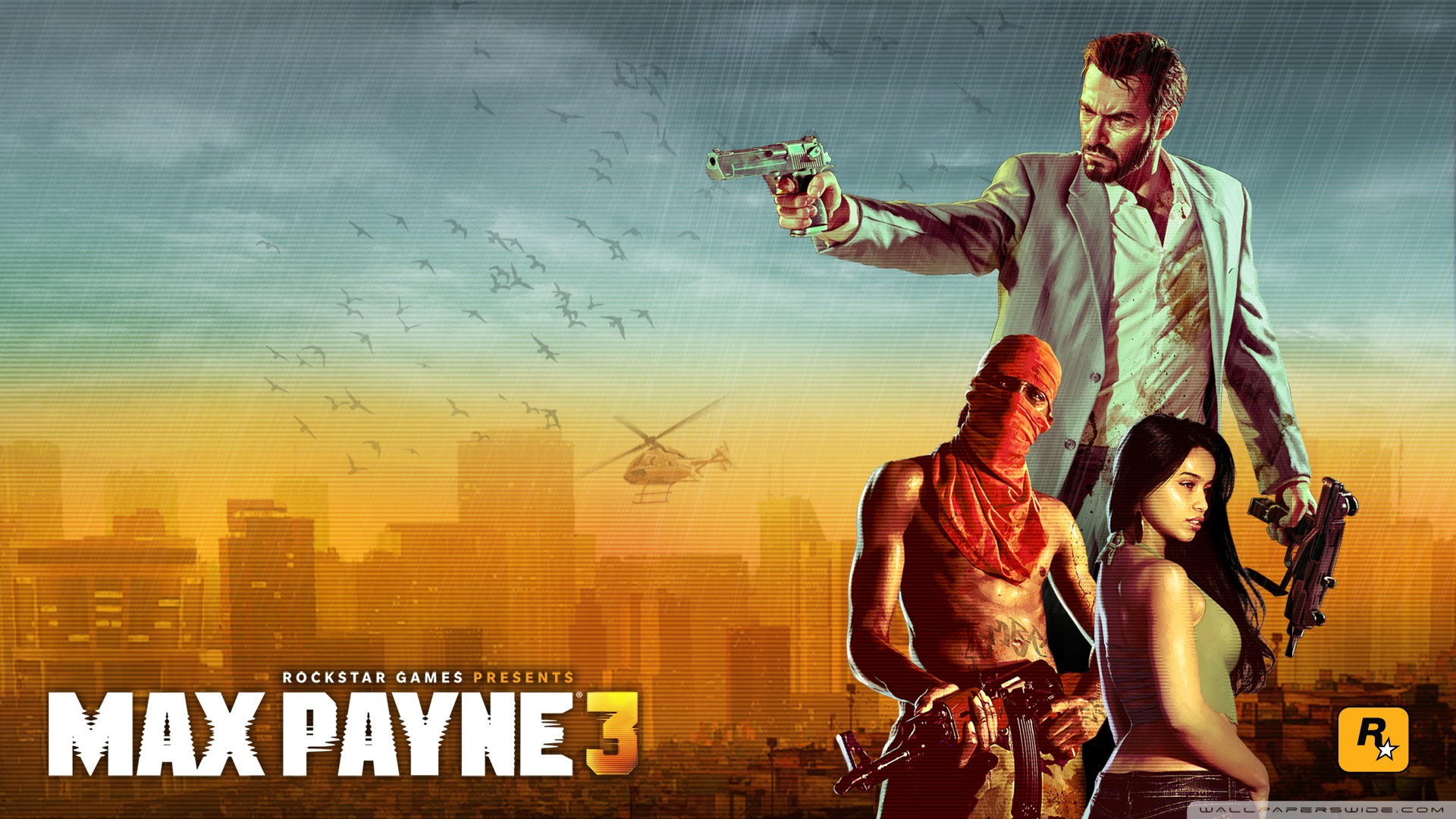 Max Payne 3 Wallpaper